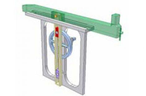 [Mô phỏng cơ cấu cơ khí] Cơ cấu cu lít máy bào ngang 2