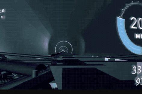 Hyperloop One chạy thử thành công toa tàu siêu tốc XP-1, 1/4 tốc độ mong muốn
