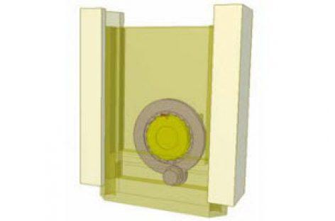 [Mô phỏng cơ cấu cơ khí] Ly hợp một chiều 7 – Dùng cho máy dập