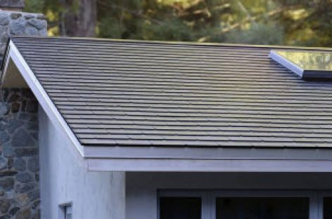 Tesla lắp ngói Solar Roof cho nhà của nhân viên, vừa là phần thưởng vừa thử nghiệm luôn hiệu năng
