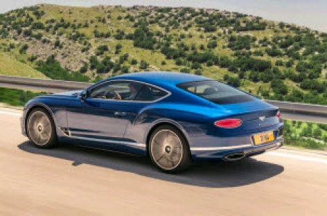 Bentley ra mắt Continental GT 2018 hoàn toàn mới, thiết kế đẹp hơn, động cơ W12 626 mã lực, 333 km/h