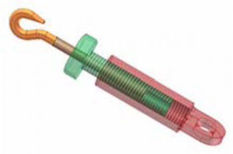 [Mô phỏng cơ cấu cơ khí] Bộ căng dây 2