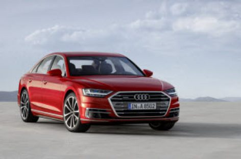 [Video] Chiêm ngưỡng nội thất sang trọng của Audi A8 – phiên bản 2018