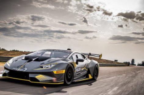 [Video] Lamborghini Huracan Super Trofeo EVO ra mắt với cải thiện về tính khí động học