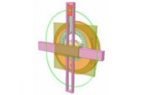[Mô phỏng cơ cấu cơ khí] Quỹ tích trong ăn khớp epicyclic B4