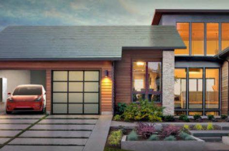 Tesla bắt đầu sản xuất mái ngói năng lượng mặt trời ở Buffalo, New York