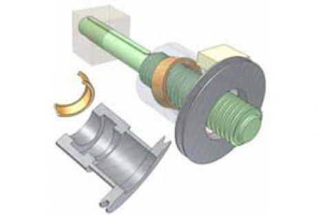 [Mô phỏng cơ cấu cơ khí] Truyền động vít – đai ốc 2