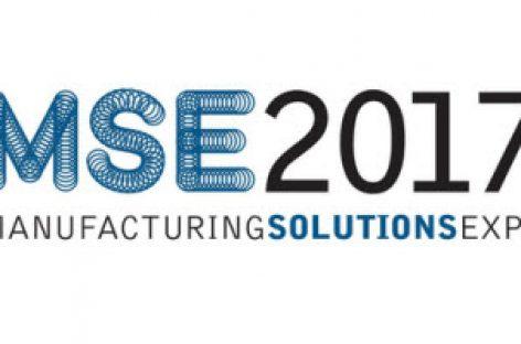 Các sự kiện nổi bật tại hội chợ Manufacturing Solutions Expo (MSE) 2017
