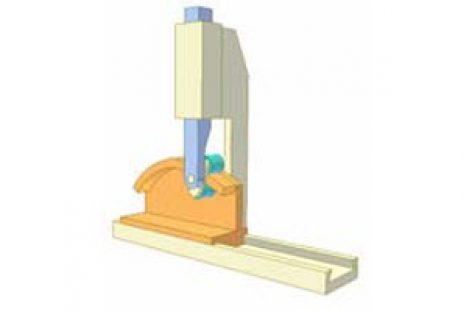 [Mô phỏng cơ cấu cơ khí] Cơ cấu cam tịnh tiến TTr1