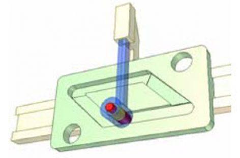 [Mô phỏng cơ cấu cơ khí] Cơ cấu cam tịnh tiến TTr3