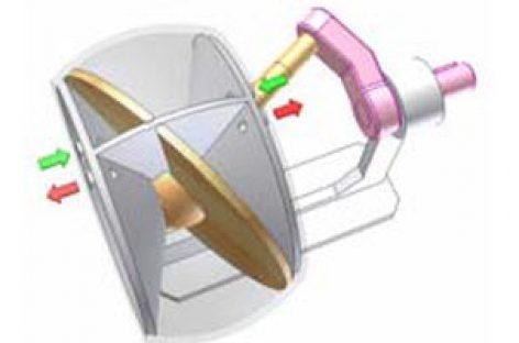 [Mô phỏng cơ cấu cơ khí] Cơ cấu đĩa đảo 6