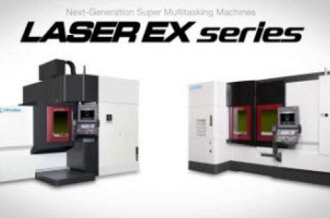 [EMO Hannover 2017] Okuma giới thiệu dòng máy đa chức năng Laser EX tại EMO Hannover 2017