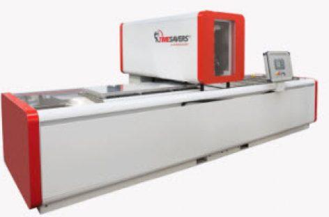 [EMO Hannover 2017] Timesavers 81 – Máy mài có khả năng gia công kim loại mỏng của công ty Timesavers