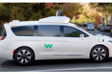 Waymo thử nghiệm xe tự lái hoàn toàn không có người ngồi sau vô lăng trên đường phố