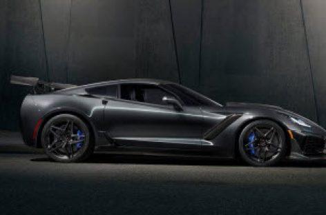 Chevrolet Corvette ZR1 2019 – Đỉnh cao hiệu suất và công nghệ