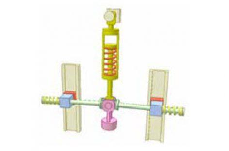 [Mô phỏng cơ cấu cơ khí] Cách rung bằng lò xo 4