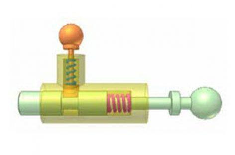 [Mô phỏng cơ cấu cơ khí] Chuyển động đột ngột 4