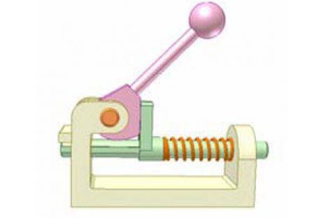 [Mô phỏng cơ cấu cơ khí] Chuyển động đột ngột 5