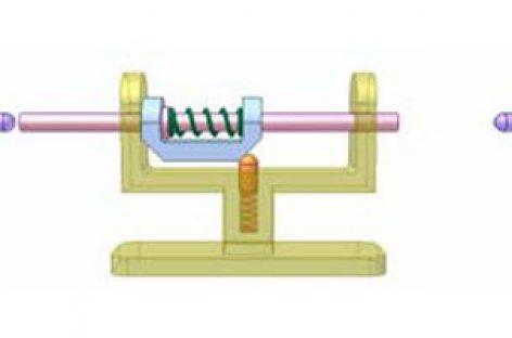[Mô phỏng cơ cấu cơ khí] Chuyển động đột ngột 7A