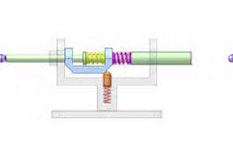 [Mô phỏng cơ cấu cơ khí] Chuyển động đột ngột 7B