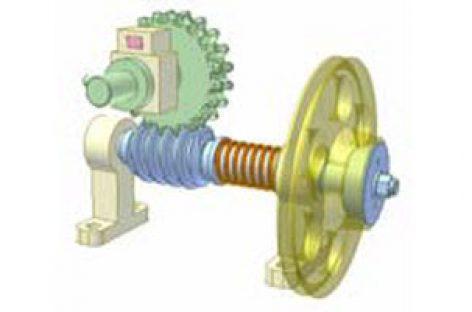 [Mô phỏng cơ cấu cơ khí] Cơ cấu an toàn 11
