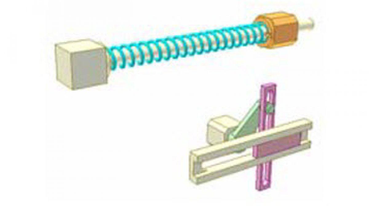 [Mô phỏng cơ cấu cơ khí] Dao động thẳng điều hòa