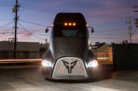 ET-One: đầu kéo điện cạnh tranh với Tesla Semi, sạc 1 lần chạy gần 500 km, giá từ 150.000$