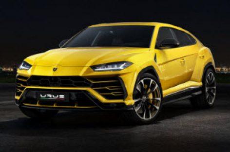 Lamborghini Urus – Siêu SUV nhanh nhất thế giới ra mắt