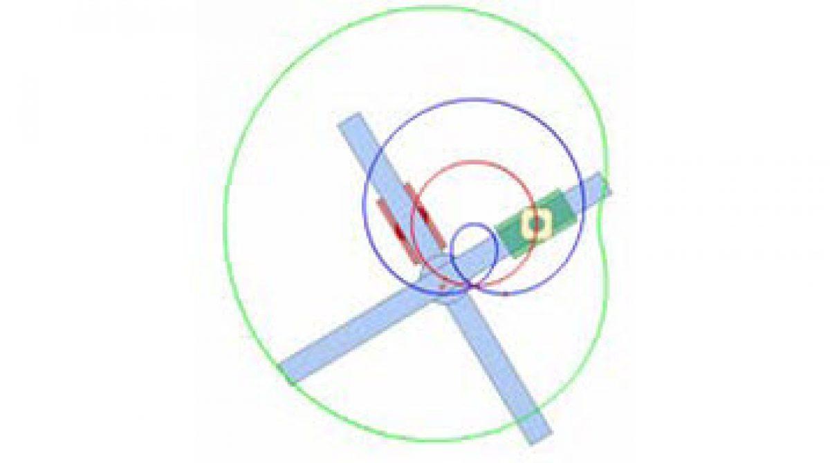 [Mô phỏng cơ cấu cơ khí] Cơ cấu Oldham 2