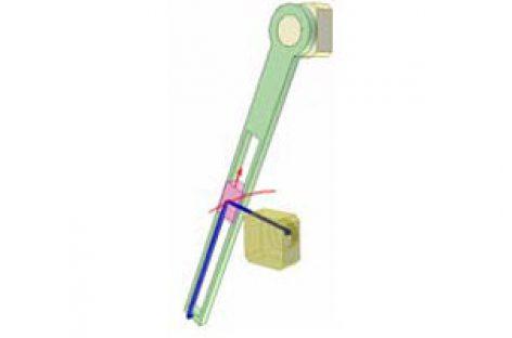 [Mô phỏng cơ cấu cơ khí] Cơ cấu dây vẽ hyperbol