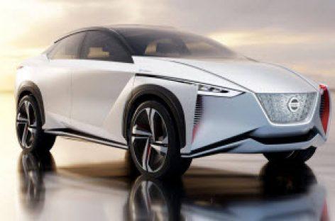 Xe điện Nissan IMx sẽ được chính thức sản xuất