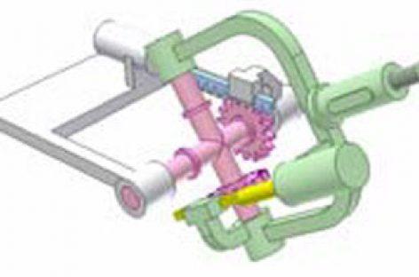 [Mô phỏng cơ cấu cơ khí] Điều khiển khớp cầu 2 DoF 2