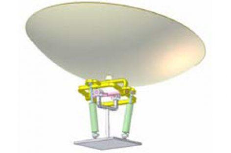 [Mô phỏng cơ cấu cơ khí] Điều khiển khớp cầu 2 DoF 3