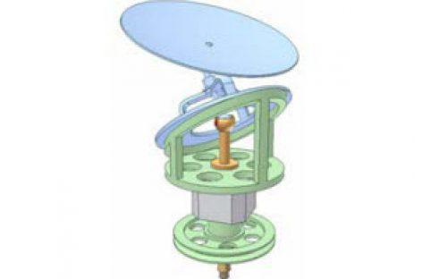 [Mô phỏng cơ cấu cơ khí] Điều khiển khớp cầu 2 DoF 5
