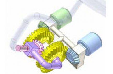 [Mô phỏng cơ cấu cơ khí] Điều khiển khớp cầu 2 DoF 6