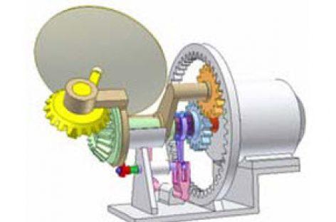 [Mô phỏng cơ cấu cơ khí] Điều khiển khớp cầu 2 DoF 7