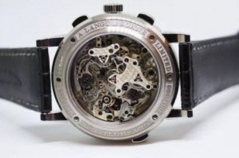 Chiêm ngưỡng siêu đồng hồ có chức năng bấm giờ độc lập đặc biệt nhất trên thế giới – giới hạn 100 chiếc và giá tới 147.000 USD