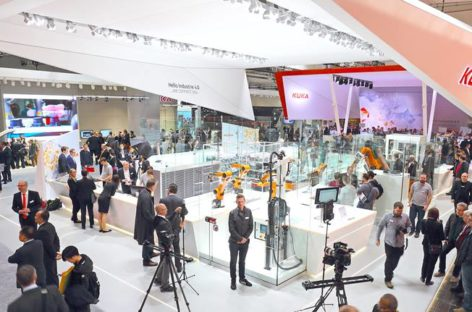 [Hannover Messe 2018] Những sự kiện nổi bật của KUKA tại Hannover Messe