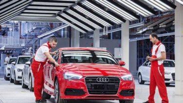 [Video] Thăm nhà máy sản xuất xe hơi Audi tại Hungary