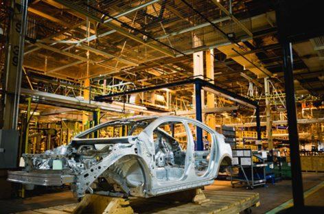 [Video] Thăm nhà máy sản xuất xe hơi Chevrolet tại bang Kentucky, Hoa Kỳ