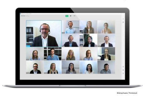 [CEBIT 2018] Công ty Alfaview ra mắt ứng dụng hội nghị truyền hình thông minh Alfaview