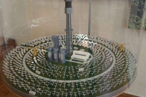 Trung Quốc muốn xây dựng nhà máy điện mặt trời ở Chernobyl