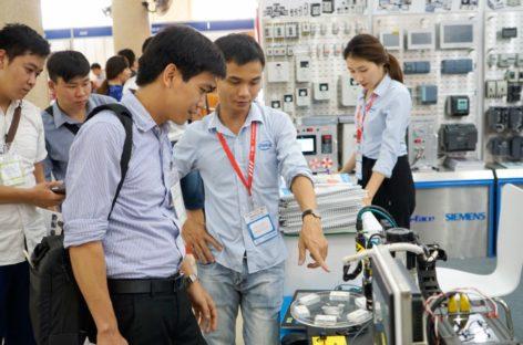 Triển lãm Công nghiệp và Sản xuất Việt Nam 2019 tỉnh Bắc Ninh được tổ lần thứ 2 tại TTVH Kinh Bắc