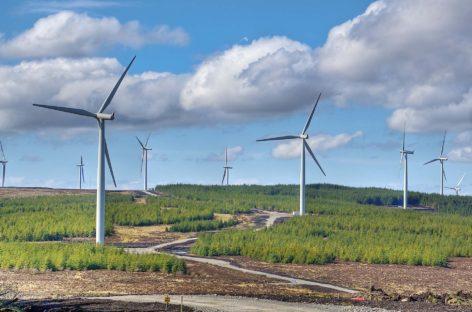 Nghiên cứu mới: Châu Âu đủ chỗ sản xuất điện gió cho cả trái đất đến năm 2050