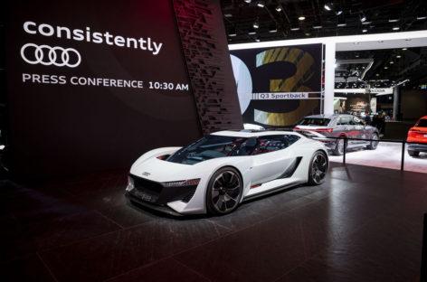 [IAA 2019] Audi giới thiệu các mẫu xe mới nhất tại IAA 2019