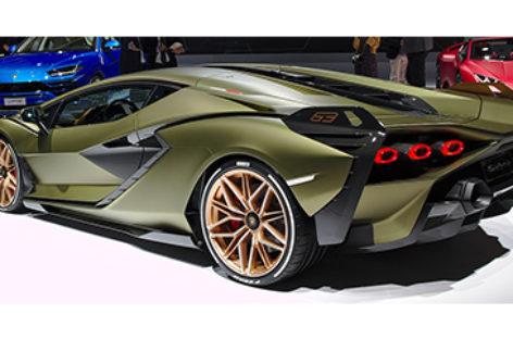 [IAA 2019] Xuất sắc, Tuyệt vời! Là những gì khách thăm phải thốt lên tại gian hàng Lamborghini
