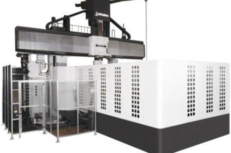 [EMO Hannover 2019] Okuma giới thiệu trung tâm phay cột đôi MCR-S (Super) hiện đại