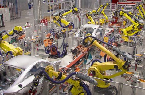 [Video] FANUC – robot công nghiệp hàng đầu trong các nhà máy