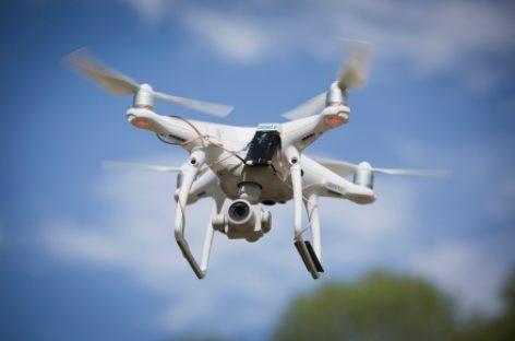 [Hannover Messe 2020] Kết hợp máy bay không người lái với mạng 5G