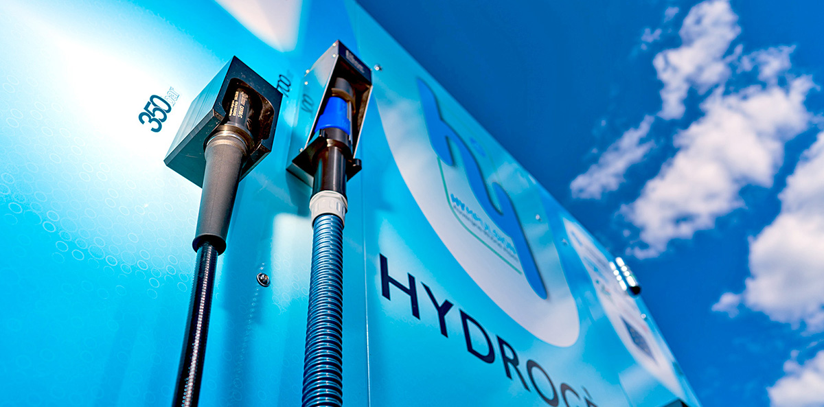 Station Hydrogene ZEV